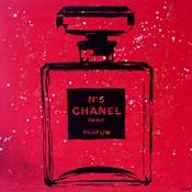 Chanel Pop Art Red Chic