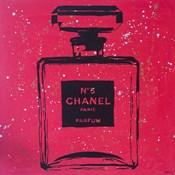 Chanel Pop Art Rosey Chic
