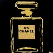 Chanel Black Urban Chic