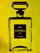 Chanel Pop Art Yellow Chic