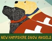 New Hampshire Snow Angels
