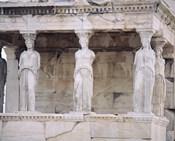 Temple of Athena Nike Erectheum Acropolis, Athens, Greece