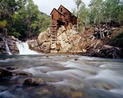 Old Saw Mill, Marble, Colorado