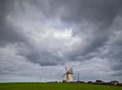 Ballycopeland Windmill, built circa 1800 and still working, Millsile, County Down, Ireland