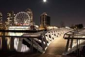 Telus World of Science, False Creek, Vancouver, British Columbia, Canada