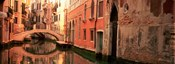Building Reflections In Water, Venice, Italy