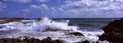 Coastal Waves, Cozumel, Mexico