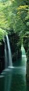 Waterfall in Miyazaki, Japan