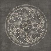Rosette II Gray