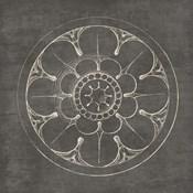 Rosette III Gray