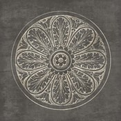 Rosette VIII Gray