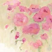 Floral Watercolor Crop