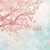 Sweet Cherry Blossoms III