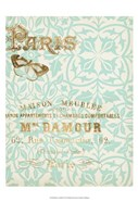 Paris in Gold IV
