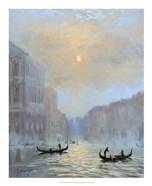 Venice Morning Mist