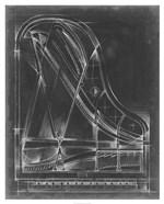 Grand Piano Diagram