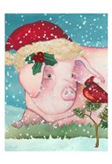 Sir Christmas Pig