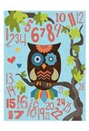 Owl Set Numlet 2