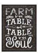 Farm Chalkboard 1
