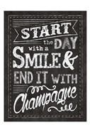 Champagne Champ Chalkboard 2