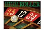 High Roller Casino Grunge 1