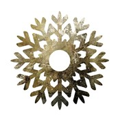 Glimmer Snowflakes 3