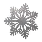Silver Snowflakes 1
