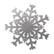 Silver Snowflakes 2