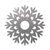 Silver Snowflakes 3