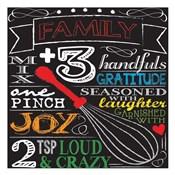 Family Plus Three
