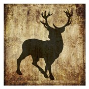 Barbwire Deer