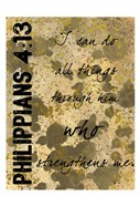 Philippians Strength