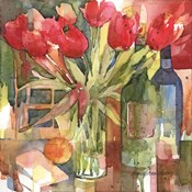 Bottles & Blooms