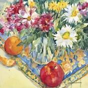 Floral Tableau
