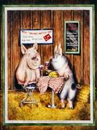 Wine, Dine & Swine