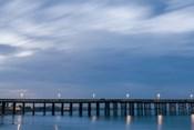 Pier Blue Sky