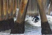 Threading the Pier