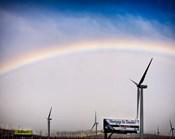Rainbow and Windmills
