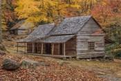 Bud Ogle Place With Barn