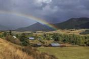 Montana Farm Rainbow