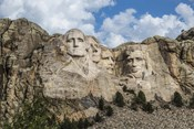 Mount Rushmore In Day