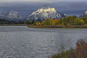 Oxbow Bend Band Of Light