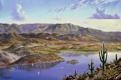 Roosevelt Lake, AZ