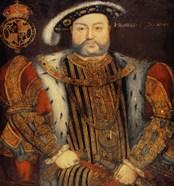 Portrait of Henry VIII E