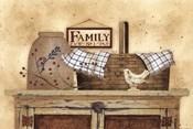 Family Still Life