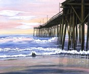 Early Morning Pier