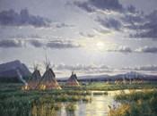 Moonlit Encampment