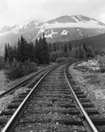 Railroad Tracks, Alaska 85