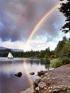 Sailing Under Rainbows, Oregon 97