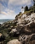 Bass Harbor Head Lighthouse & Foothill